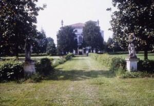Parco Villa Nani Mocenigo